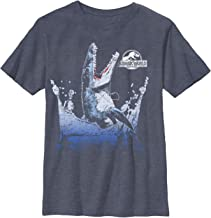 Jurassic World Boys' Flipper Graphic T-Shirt