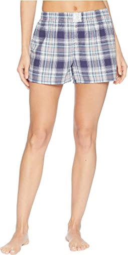 Plaid Please Shorts