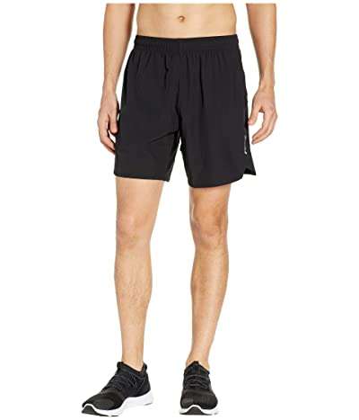 2XU XVENT 7 Free Shorts (Black/Black) Men