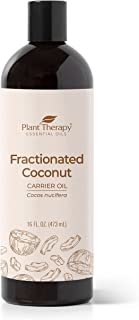 Plant Therapy Essential Oil | Fractionated Coconut Oil For Skin, Hair, Body | pure Pure, Natural Moisturizer, Massage & Ar...
