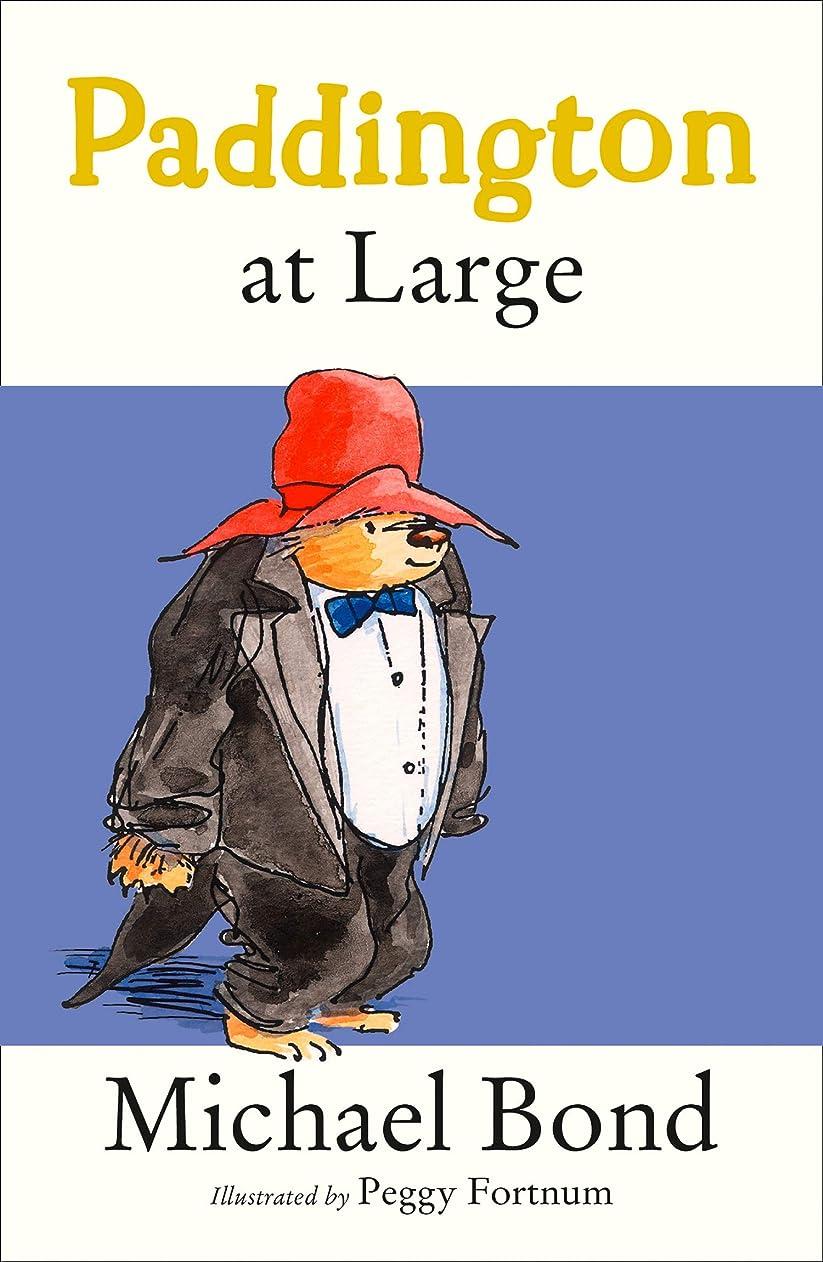 心理学スコットランド人奨励しますPaddington At Large (Paddington Bear Book 5) (English Edition)