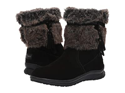 Minnetonka Everett (Black) Women