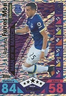 Topps Match Attax 2016/2017 Ramiro Funes Mori Man Of The Match 16/17 Trading Card