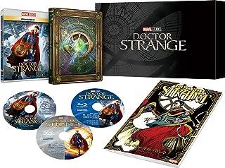 ドクター・ストレンジ MovieNEXプレミアムBOX [ブルーレイ3D+ブルーレイ+DVD+デジタルコピー(クラウド対応)+MovieNEXワールド] [Blu-ray]
