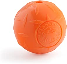 Planet Dog Orbee-Tuff Diamond Plate Ball – Nearly Indestructible Chew-Fetch Ball - Tough and Durable Dog Toys for Chasing, Retrieving and Training - 3-Inch Dog Ball.