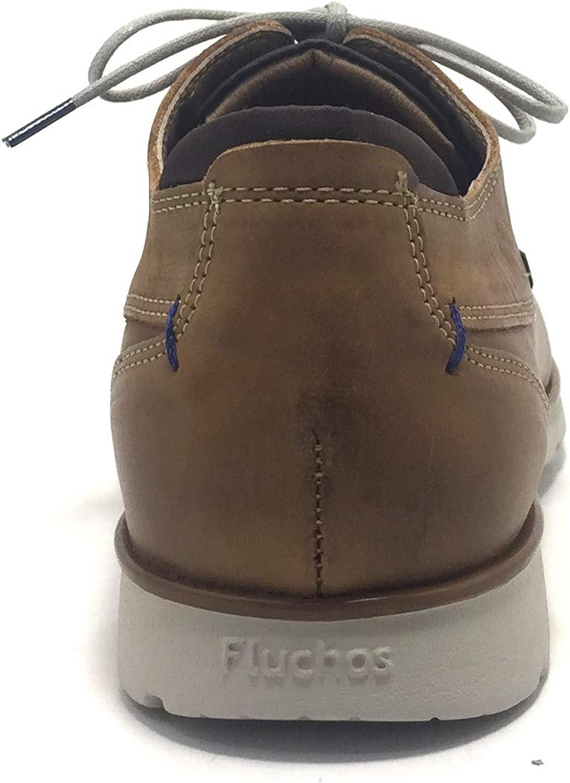 FLUCHOS 9796 Chaussures /à lacets en cuir pour homme