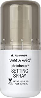 wet n wild Photo Focus Setting Spray, Seal the Deal, 1.52 Fluid Ounce (Pack of 2)