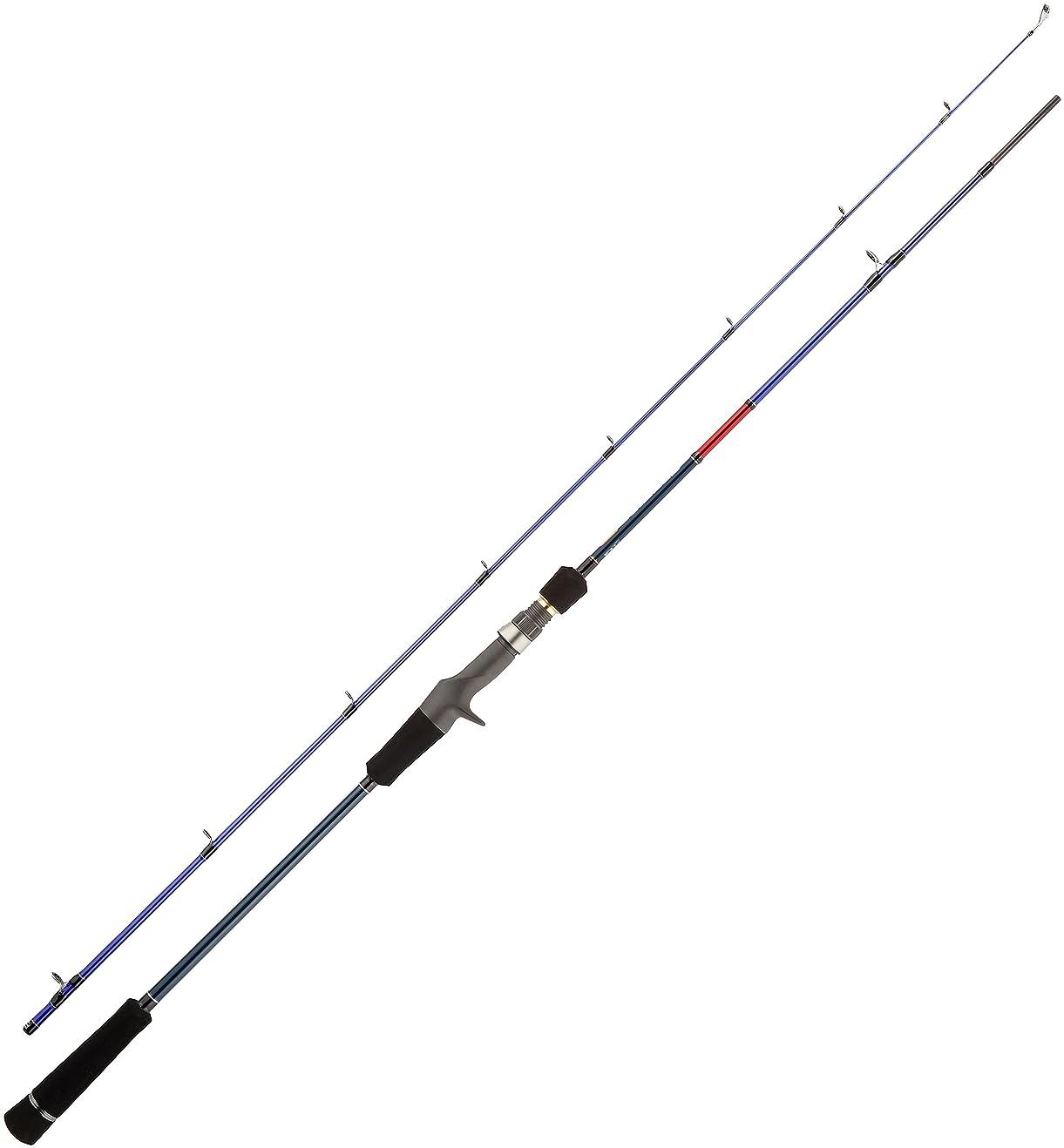 ピン松明戻すメジャークラフト タイラバロッド ベイト ソルパラ 鯛ラバ チューブラー2ピースモデル SPJ-B682MHTR 釣り竿