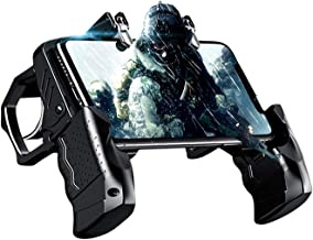 Newseego PUBG Mobile Game Controller، Game Controller Gamepad with L1R1 Trigger for Shooter Sensitive and Aim Trigger Controller for Android