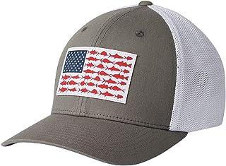 [コロンビア] メンズ 帽子 PFG Mesh Fish Flag Trucker Hat [並行輸入品]