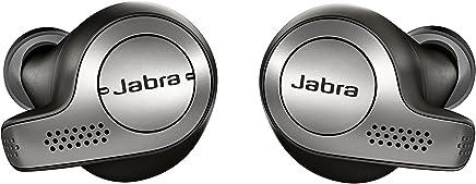 Jabra Elite 65T True Auriculares inalámbricos y estuche de carga–titanio negro