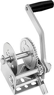Fulton 142001 Single Speed Winch - 900 lbs. Capacity, 1 Pack