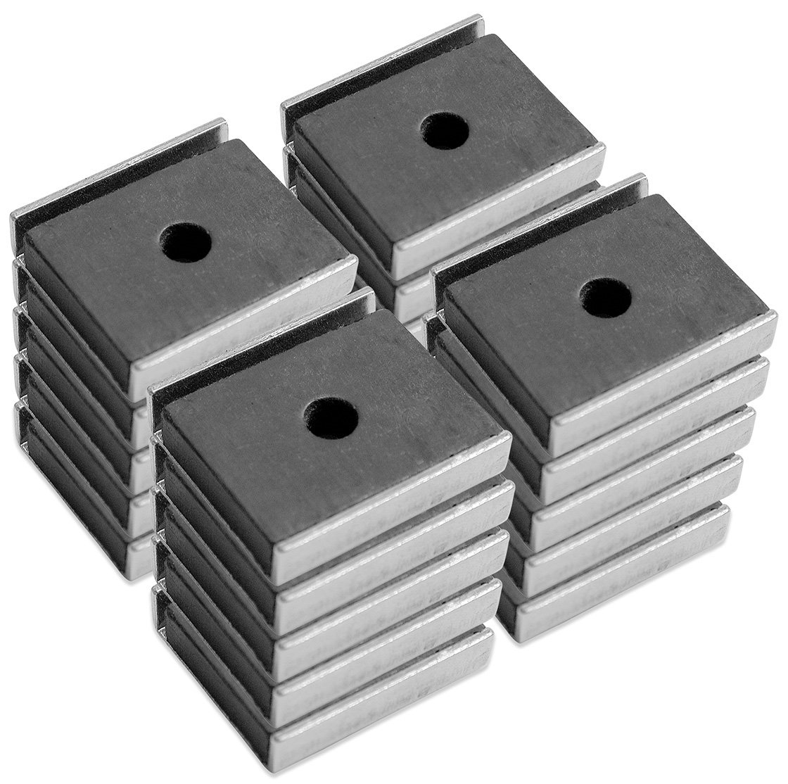 """Master Magnetics Magnetic Courier shipping free shipping Popular brand Latch Long 1"""" Channel Assembly"""
