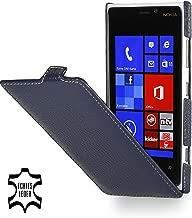 StilGut UltraSlim, Genuine Leather Case for Nokia Lumia 920, Blue