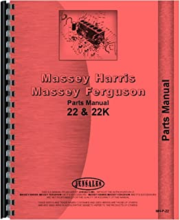 Best massey harris 22 tractor parts Reviews