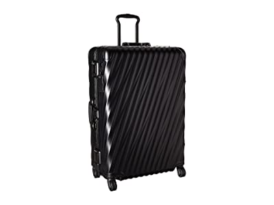 Tumi 19 Degree Aluminum Extended Trip Packing Case (Matte Black) Luggage