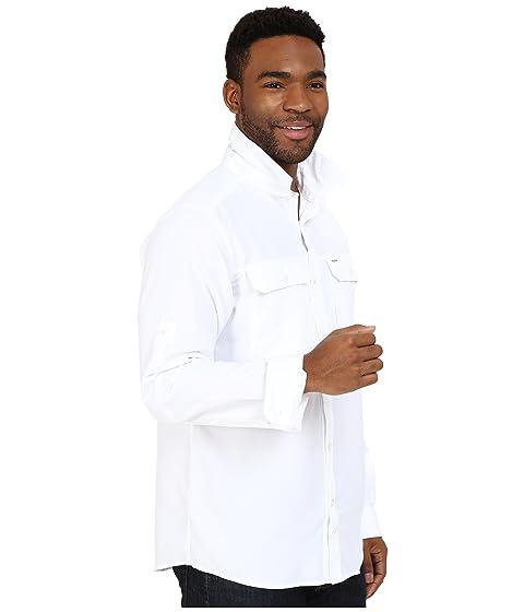 S blanca camisa L Hardwear Canyon Mountain 7pqBff