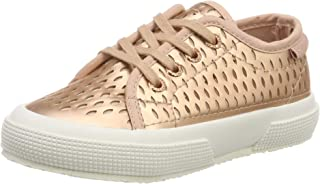 Superga Girls' 2750-laseredsyntpearledj Gymnastics Shoes