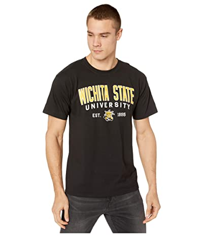 Champion College Wichita State Shockers Jersey Tee (Black 2) Men