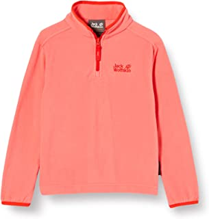 Jack Wolfskin Gecko Pull Enfant Coral Pink FR: XXS (Taille Fabricant: 128)