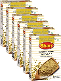 Sponsored Ad - Shan Coriander Powder 3.52 oz (100g) - No Preservative and Artificial Food Colour - Authentic and Pure Spic...