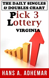 The daily singles & doubles chart: Pick 3 lottery (Virginia)