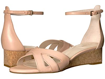 Cole Haan Hana Grand Wedge (Mahogany Rose) Women