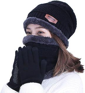 1883529476697 HINDAWI Womens Slouchy Beanie Winter Hat Knit Warm Snow Ski Skull Cap