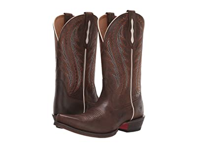 Ariat Tailgate (Weathered Rust) Cowboy Boots