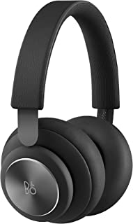 Bang & Olufsen BeoPlay H4 2nd Generation Wireless Over-Ear Headphones, Matte Black