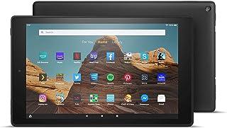 "Fire HD 10 Tablet (10.1"" 1080p full HD display, 32 GB) – Black (2019 Release)"