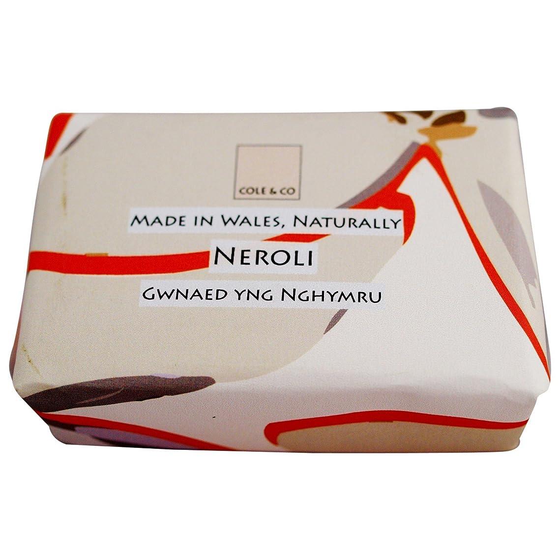 キルトレール水差しコール&共同ネロリ石鹸80グラム (Cole & Co) - Cole & Co Neroli Soap 80g [並行輸入品]