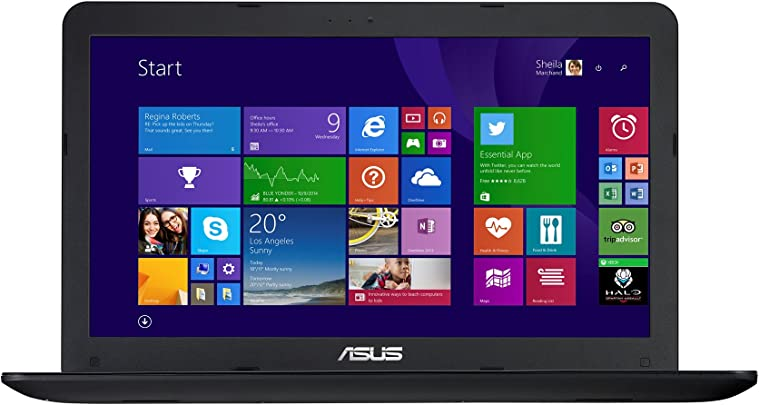 Asus F555LJ-XX194H 39 6 cm  15 6 Zoll  Laptop  Intel Core i5-5200U  2 7GHz  8GB RAM  2TB HDD  NVIDIA GF 920M  DVD  Win 8 1  blau