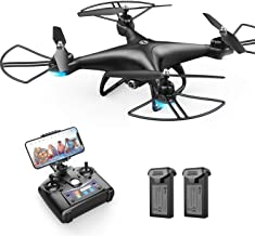 Holy Stone HS110D FPV RC Drone with 1080P HD Camera Live...