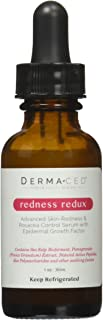 Dermaced Redness Redux Advanced Rosacea & Skin Redness Serum, 1 oz.