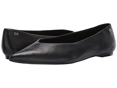 Calvin Klein Marjon (Black Nappa) Women