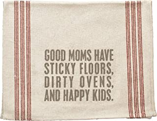 good moms have sticky floors towel