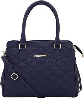 Lapis O Lupo Women's Handbag (LLHB0037BL_Blue)