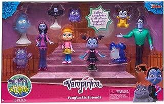 Disney Junior Vampirina Ghoul Glow Fangtastic Friends Figure 13-Pack