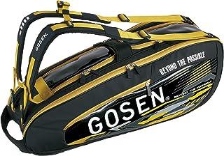 ゴーセン(GOSEN) テニス バドミントン ラケットバッグ Pro4 テニスラケット4本用