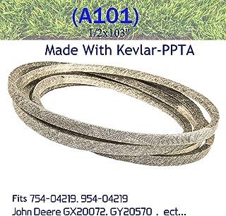 Sostituzione Briggs /& Stratton 1719911SM tosaerba DECK Cintura-Made with Kevlar