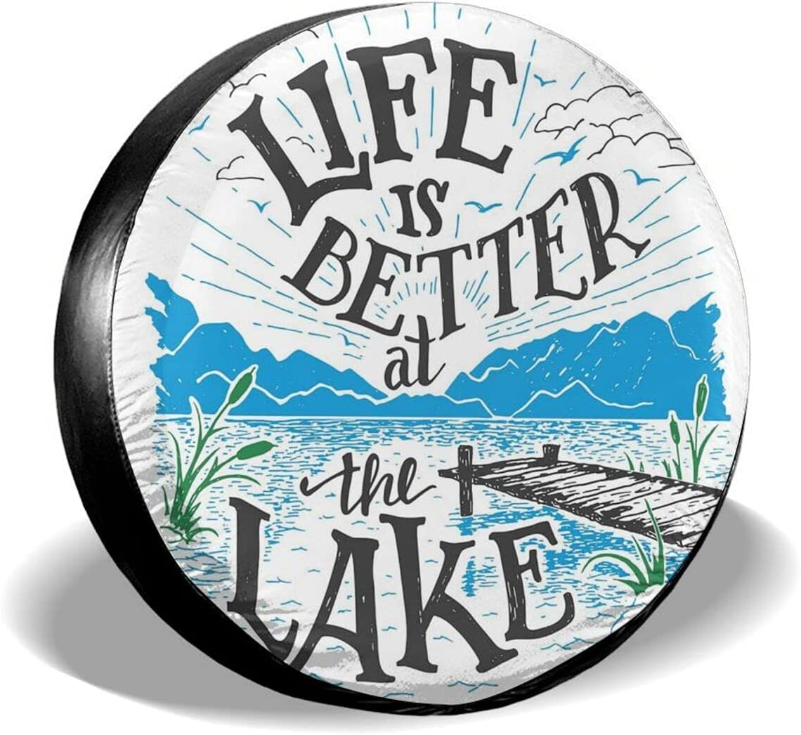 Hitamus Discount is also underway Life Better at The Lake Fi Raleigh Mall Tire Universal Spare Cover