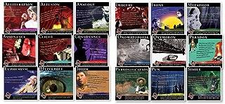 Novel Guide Figurative Language Mini-Posters ~ Set of 18
