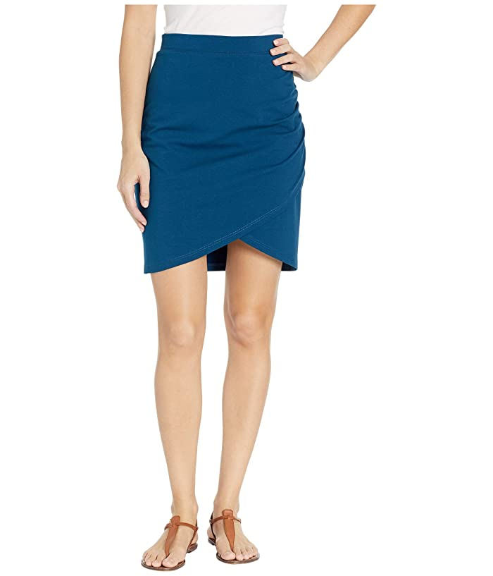 FIG Clothing Far Skirt (Sailor Blue) Women