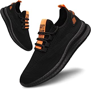 Tvtaop Basket Homme Chaussure VTT Sport Running Basquettes De Fitness Course Sneakers Casual Gym Multisports Basses Trail ...