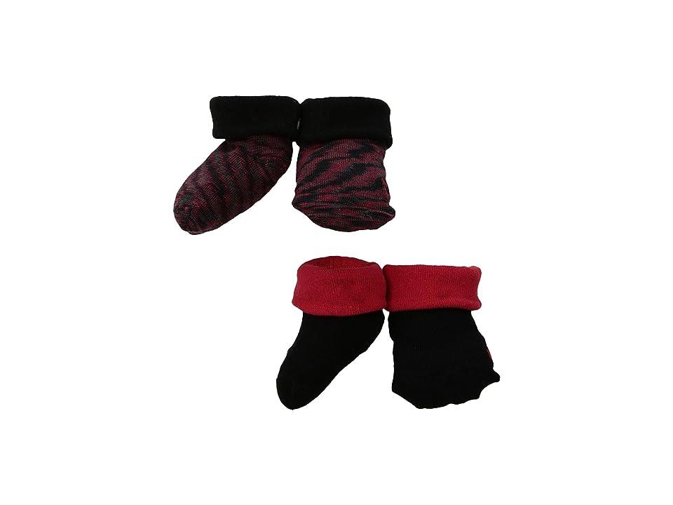 Nike Kids - Nike Kids 2-Pair Pack Marled Knit Booties