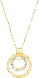 Swarovski Women's Gold Plated Necklace - 5349331