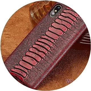 ケース用iphone XR XS MAX 8PLUS 8 7 7PLUS 6 6S 6SPLUS高級シェルカバーイン,wine red,For ケース用iphone X
