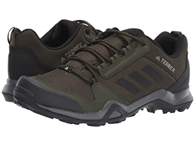 adidas Outdoor Terrex AX3 (Night Cargo/Black/Raw Khaki) Men
