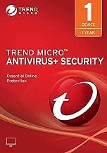 Trend Micro Antivirus+ 2019, 1 User [Key Code] 2019